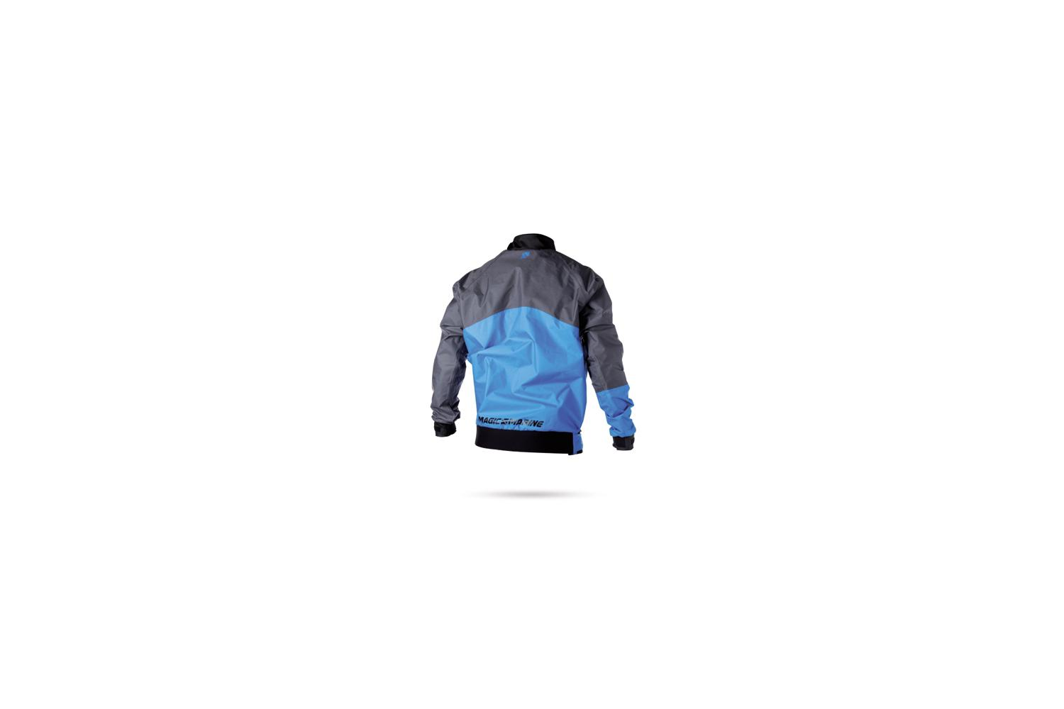 Magic Marine kinder Racing Spraytop  blauw 140  2