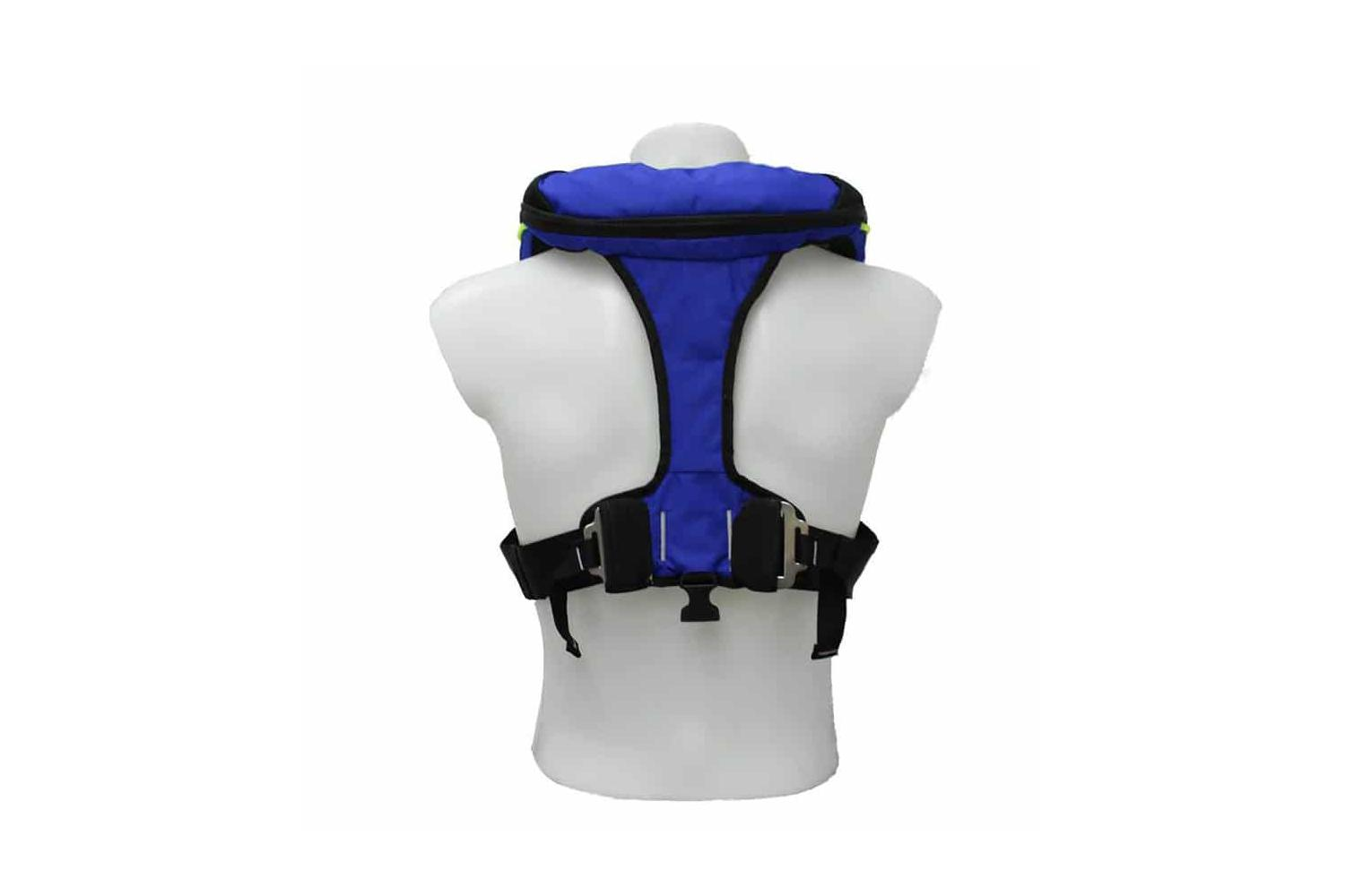 TeamO Marine Backtow 275N reddingsvest blauw