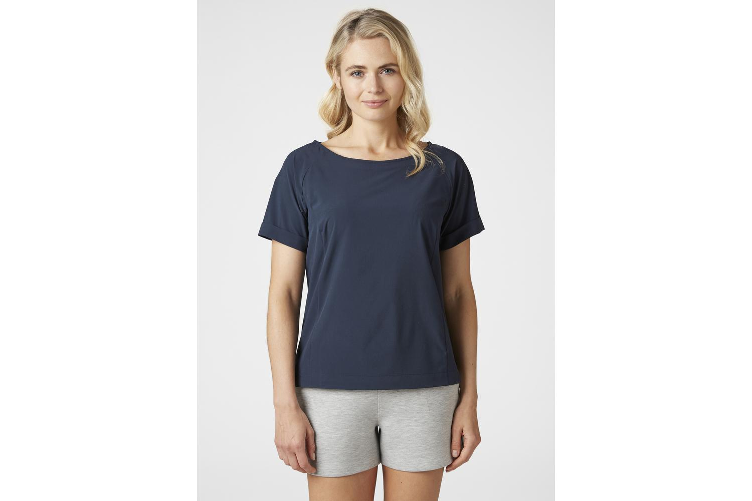 Helly Hansen dames thalia t-shirt navy S