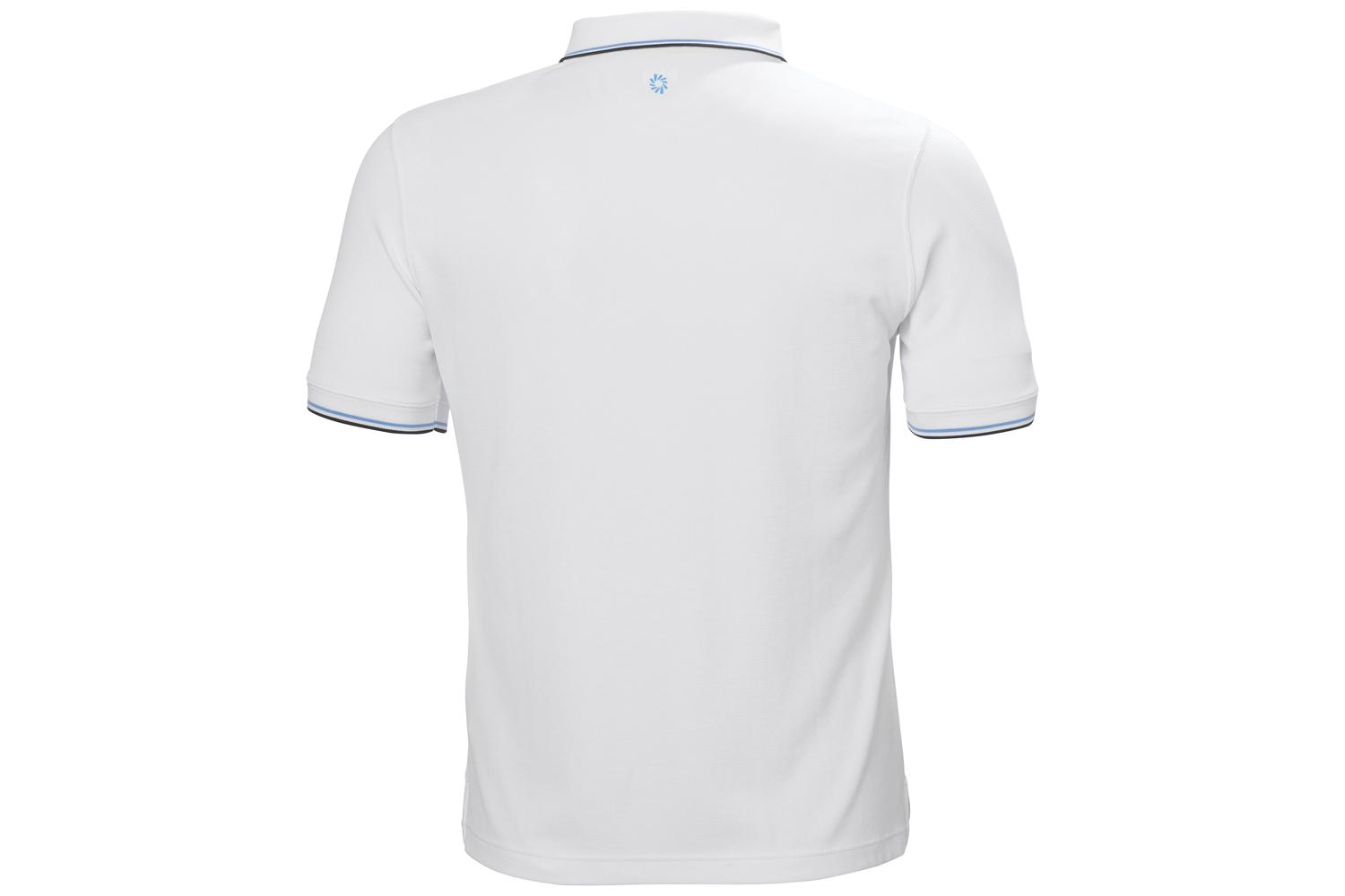 Helly Hansen Heren Tor Merch Polo Wit XL