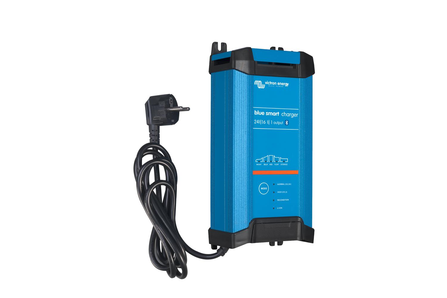 Victron Blue Smart Charger 24v/16a IP22 (3)