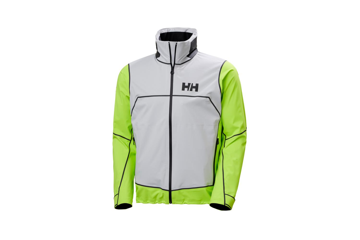 Helly Hansen heren HP foil pro jas azid lime M