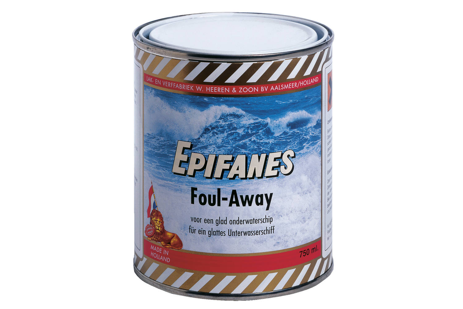 Epifanes Foul-Away rood - 2ltr
