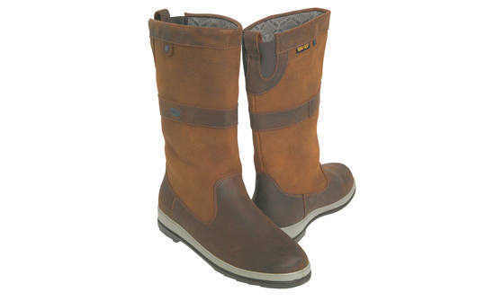 Dubarry unisex Ultima ex-fit zeillaars bruin 38 1